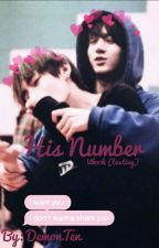 His Number || Vkook [texting] ((!!PAUSIERT!!)) by DemonTen