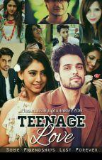 Teenage love by twinkle2206