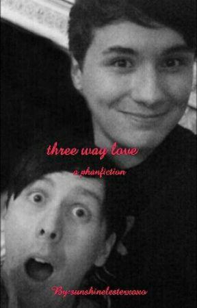 three way love by sunshinelesterxoxo