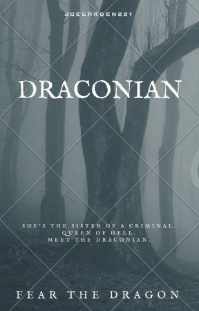 Draconian by JoeGarden221