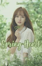 Spring Heart by beauveria