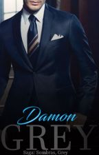 Damon Grey #2.5 || LSDMÁ by MarlyyGrey