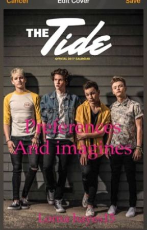 The Tide Preferences and Imagines by LornaHayes15