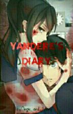 Yandere's Diary by Angie_and_Mary