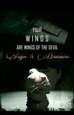 Anjos E Demônios - <BTS> by Park_Puppy