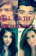 Fell For The Wrong Person by Directioner_Cousins