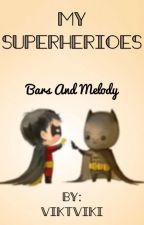 My superherioes [BAM] by viktviki