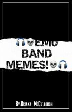 Emo Bands Memes by HappyMagicNarlwhale