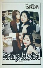 Strings Attached|SaiDa by _twistedream