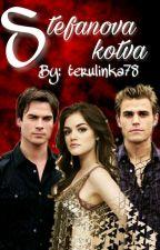 Stefanova kotva (The vampire diariers) by terulinka78