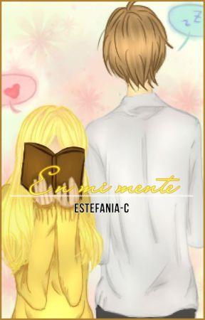 En mi mente | Poesía by Estefania-C