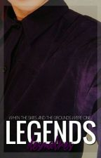 Legends || 엑소 by desmadres