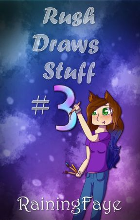 Rush Draws Weird Things #3 by RainingFaye