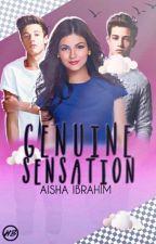 Genuine Sensation | Wattys2017 by pandaheart66