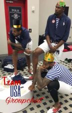 Team USA Groupchat  by NBAslut