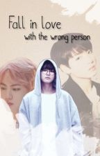 Fall in love with the wrong person // Taekook // Texting by Dreamofbts