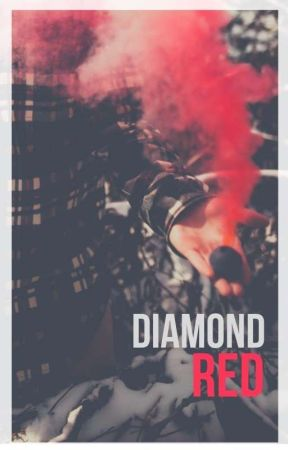 Diamond Red by Macy_Filia