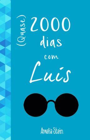 (Quase) 2000 dias com Luis by mel-from-mars