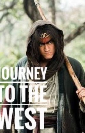 Journey to the west fanfic by jennifer_in_flames