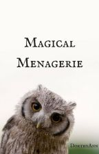 Magical Menagerie || Drarry by DorthyAnnDrarry