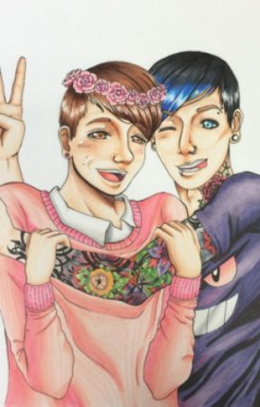 Five First Dates//Phan by ceci-l