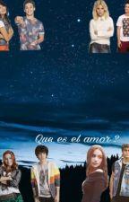 Que es el amor ? (Ruggarol )(michentina)(aguslina)(jorana) (pausada) by AnaXimeS