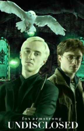 undisclosed ; drarry [✔️] by eggobyler