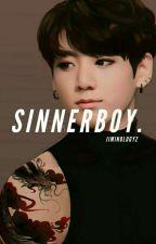 SINNERBOY † {jikook} by jiminologyz