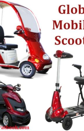 Global Mobility Scooter Market by aadolfsmt