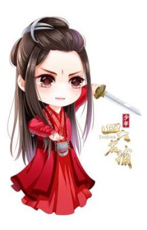 Nữ hoàng của thế giới phép thuật by ThinThin883