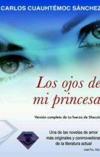 Los ojos de mi princesa frases.  by Petunia_Pig