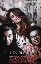 Double the Trouble (H.S) [Book 1] ✔ by Rociodiaz1525
