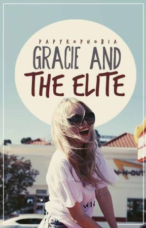 Gracie & The Elite by papyrophobia