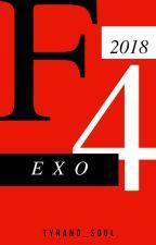 EXO x F4 by Tyrano_soul