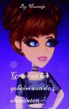 Grace en het geheim van de 4 elementen by hawi0tje