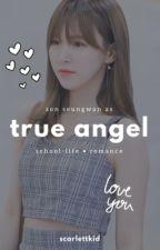 True Angel ; wendy suga by scarlettkid