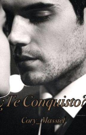 ¿Te conquisto? (SAD#4) by Cory_Massiel