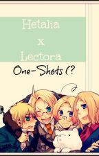 【APヘタリア × Reader】One Shots by TrashCan6u9
