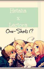 【APヘタリア × Reader】One Shots 【ON HIATUS】 by TrashCan6u9