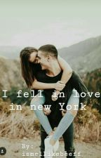 I Fell In Love In New York by Ismellikebeeff