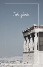 Two ghosts|| patrochille by _alicedora