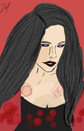 The Red Queen by JoeGarden221