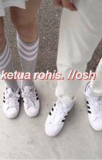 Ketua Rohis // OSH by jaehhhwan