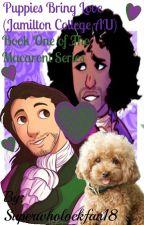 Puppies Bring Love (A Jamilton College AU) by Superwholockfan19