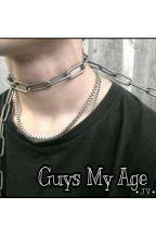 Guys My Age |Jalonso| by BromancesCD9