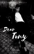 Dear Tony (Complete) by MatildaBratt