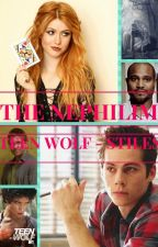 The Nephilim (Teen Wolf - Stiles pairing) by insaneredhead