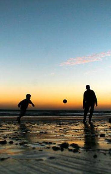 A Soccer Student/Teacher Love Story
