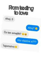From texting to love <3 by Daniii___