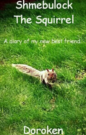 Shmebulock The Squirrel: A Diary Of My New Best Friend by Doroken